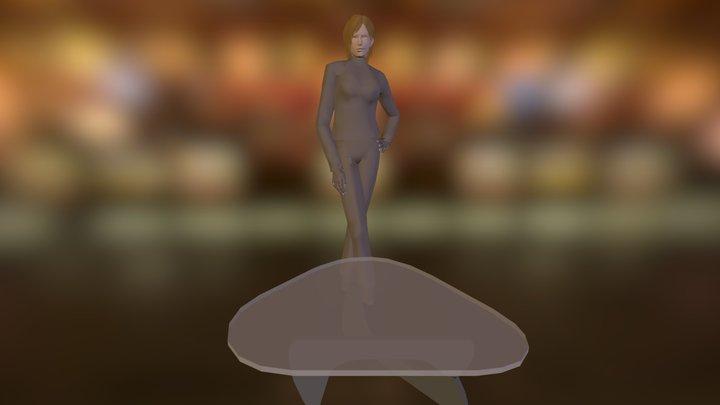 Decoración En Vidrio 3D Model