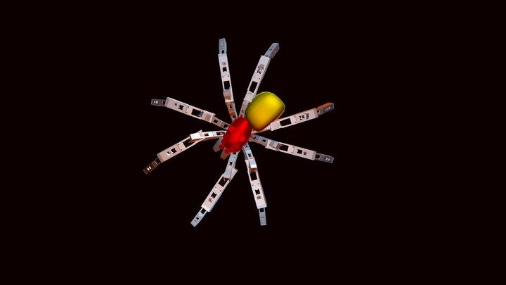Spider(Clone) 3D Model