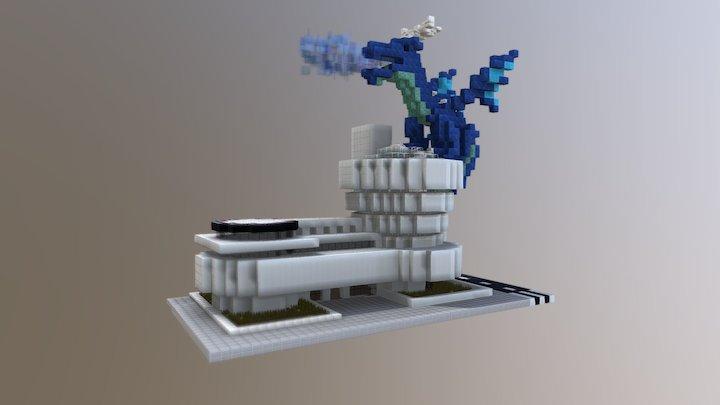 Fantasy Guggenheim Museum 3D Model