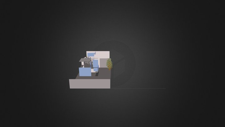Vlasstraat Remake 3 3D Model
