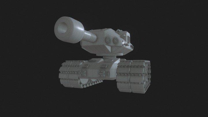 Panzer (ZModeler) 3D Model
