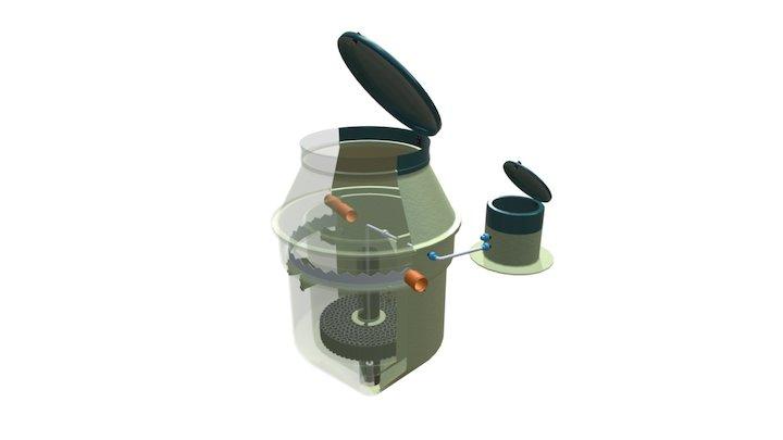 FN_Bio_Nuoteku_Sistema_4 3D Model