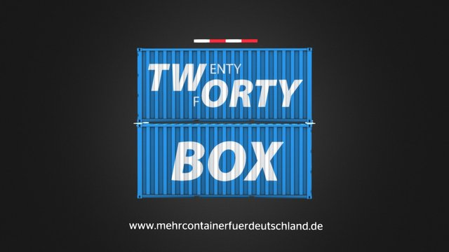 Tworty Box - Infographic Animation 3D Model