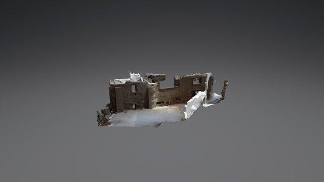 West Test 3D Model