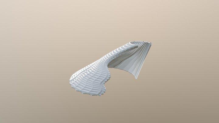 Pavilhão Bolha 3D Model