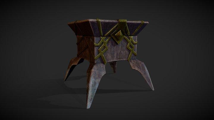 Codex Prop 3D Model