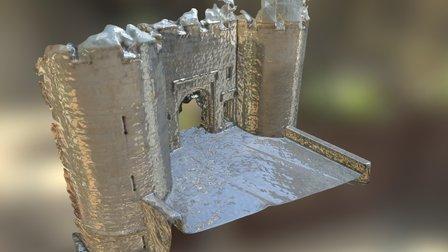 Stirling Castle, Scotland 3D Model