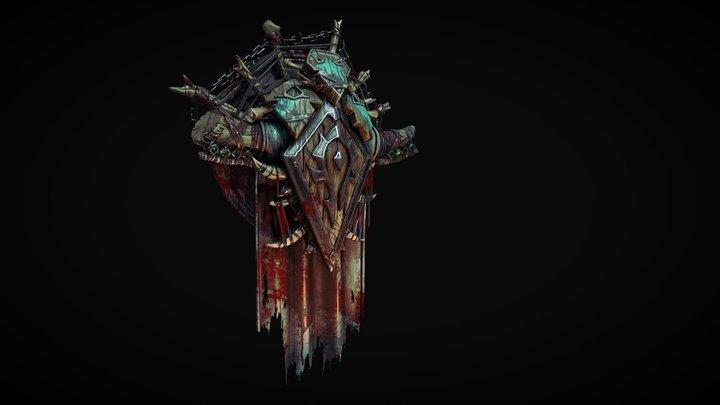 For the Horde! 3D Model