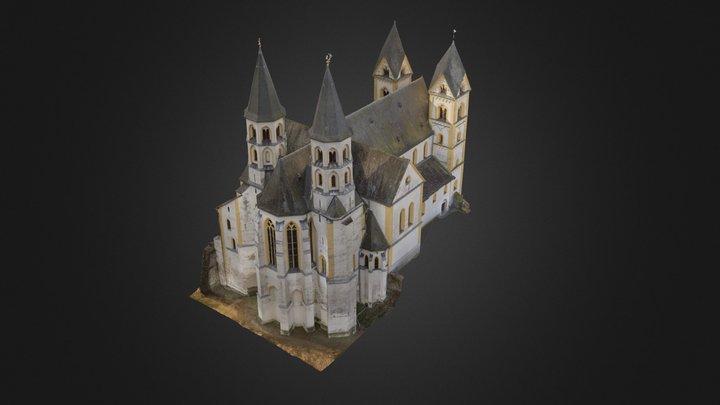 2014-024 Kloster Arnstein 3D Model