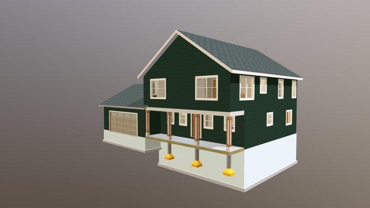 KELSEY & MAX PERRIGO-5-15-2020 3D Model
