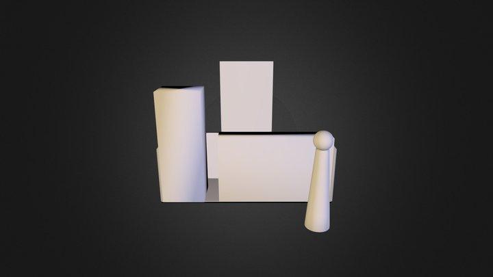 vm Bazaar 3D Model