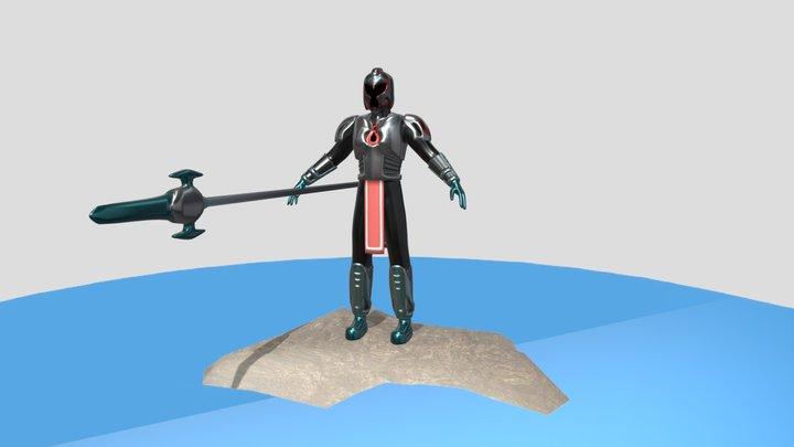 Maori 3D Model