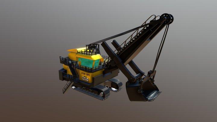 4100 XPC V2 3D Model