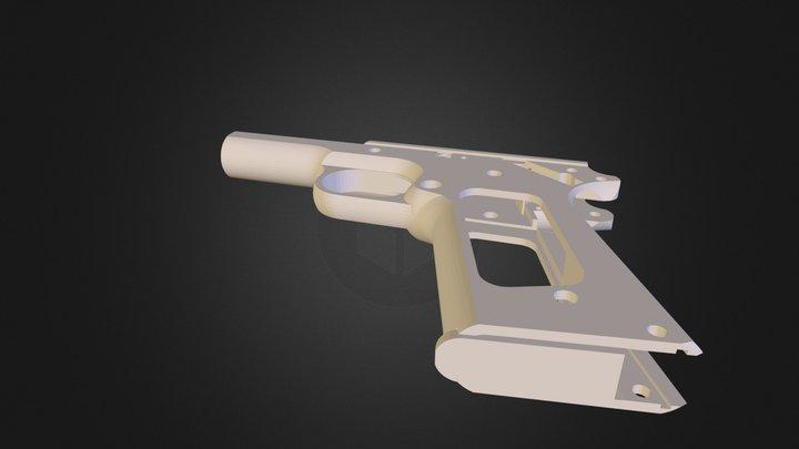 1911_45_magazine.zip 3D Model