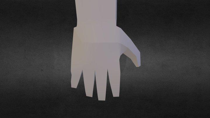 Hand 3D Model