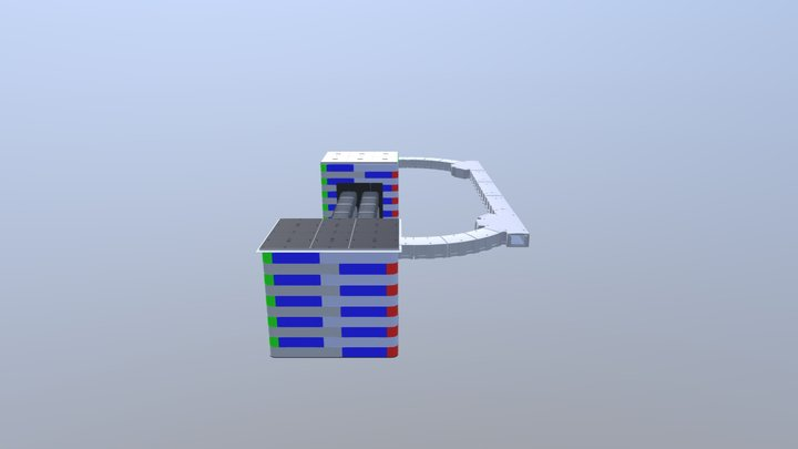 Complete Assembly Reduced 3D Model