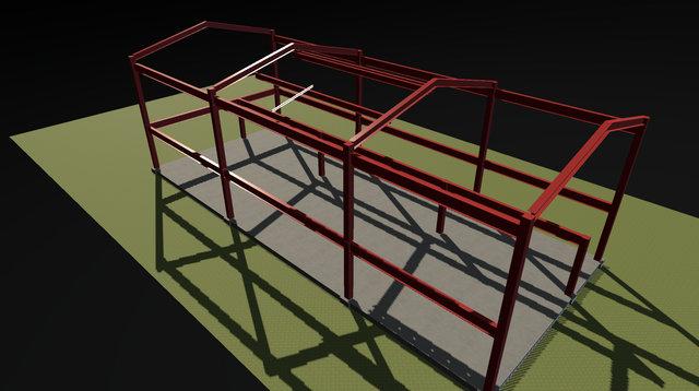 Tekkotsu 3D Model