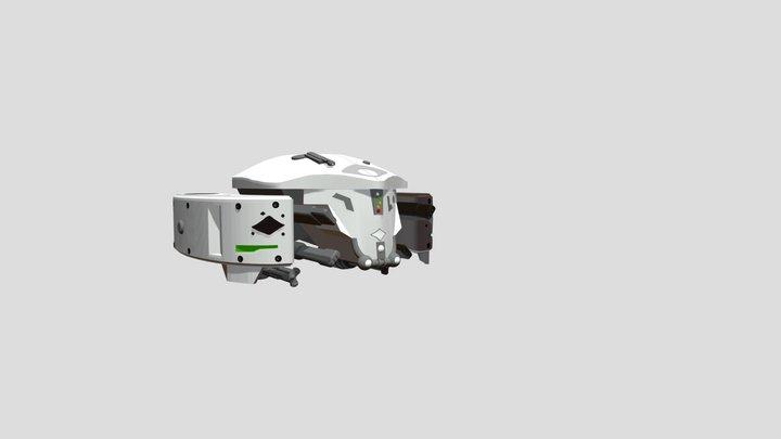 Edith's Drone 3D Model