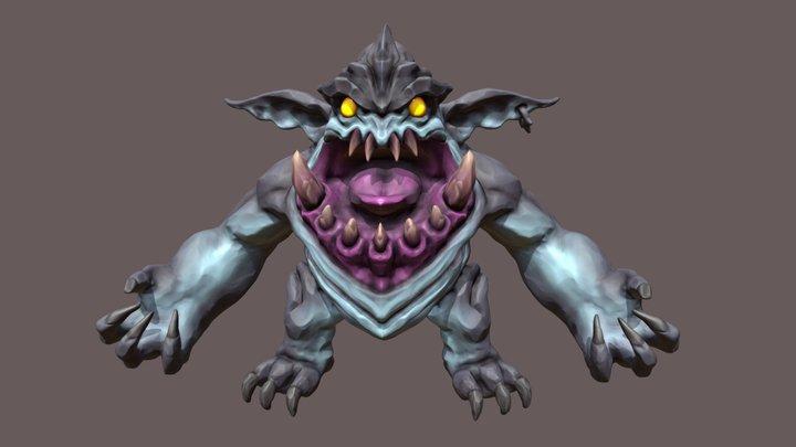 Darksiders Genesis - Flea 3D Model