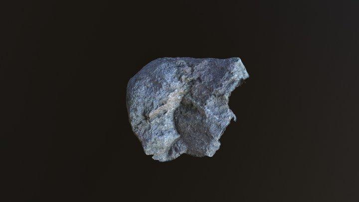 Photogrammetry Rock 3D Model