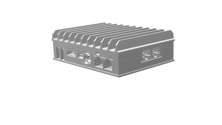 FITLET2 - FC-M2LAN 3D Model