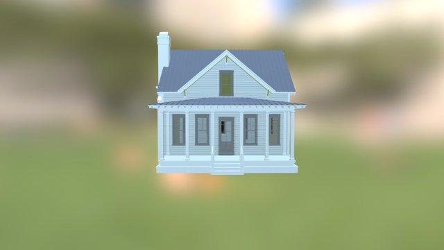 Myrtle Oak 3D Model