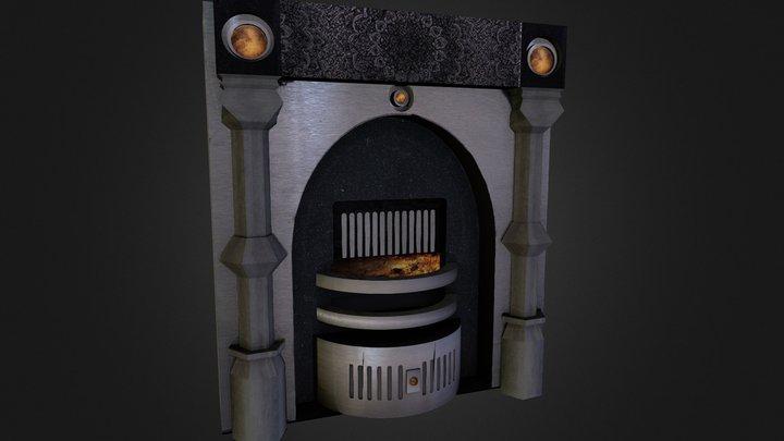 fireplace_2 3D Model