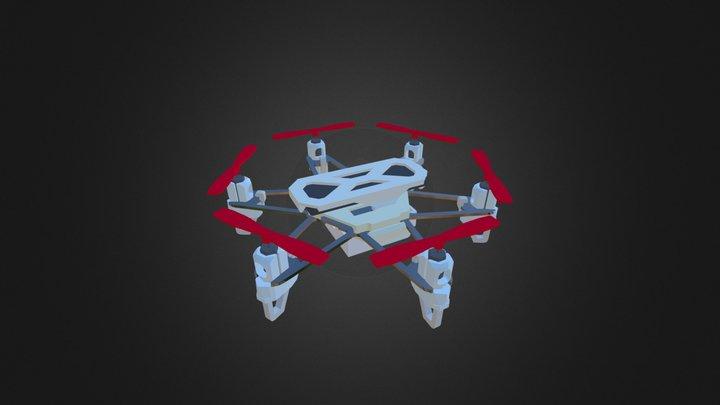 ELF - 3D VR Drone 3D Model