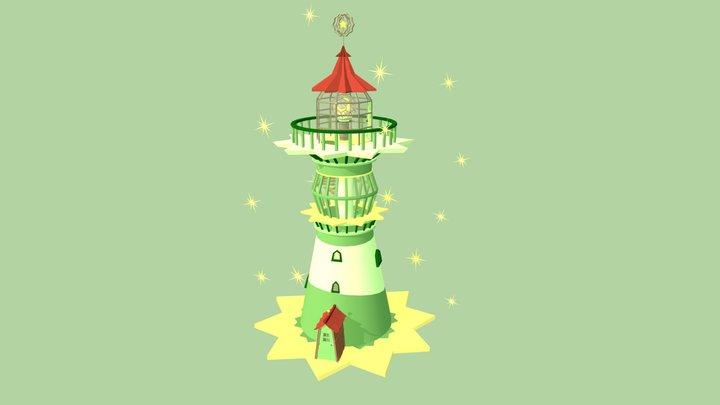 Lighthouse 🌙 3D Model