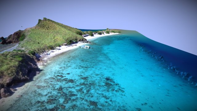 LEY Aerial Survey, Sambawan Islet 3D Model