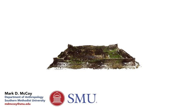 Burial Monument, Nan Madol (Pohnpei, Micronesia) 3D Model