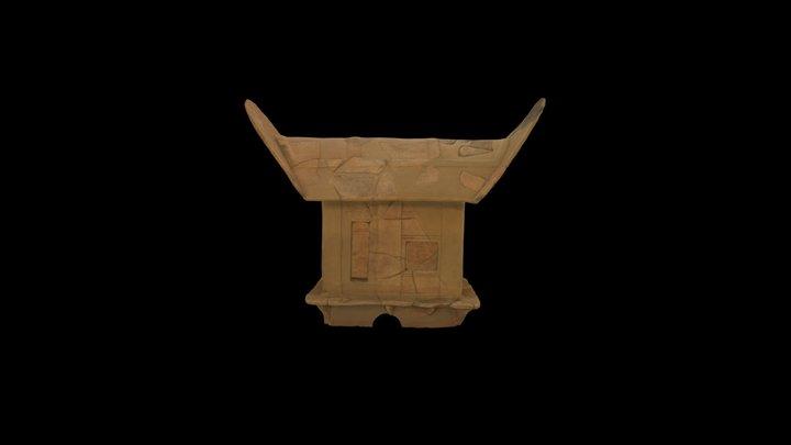 36 家形埴輪 3D Model