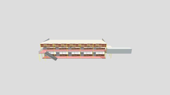 Colegio 3D Model