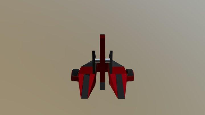 Revolt 3D Model