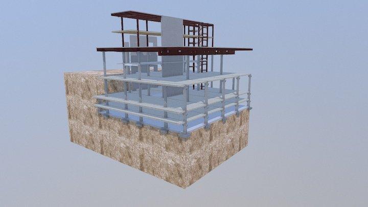 Cesma_Feria_Valencia 3D Model