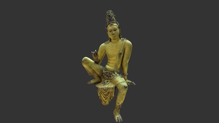 Sri6 - Awalokiteshwara 3D Model