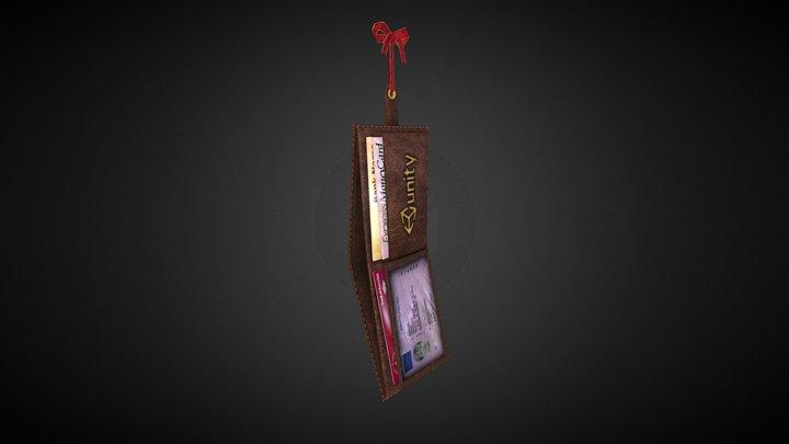 Wallet_UCAC4 3D Model