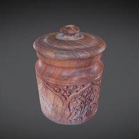 tobacco jar 3D Model