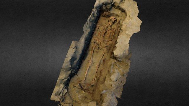 Scavo Archeologico 3D Model