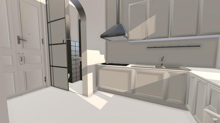 Eupatoria Room 3D Model