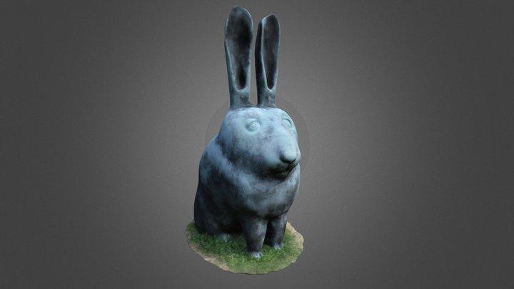 Rabbit 3D Model