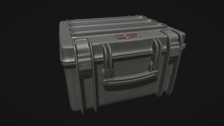 Gun_Box 3D Model