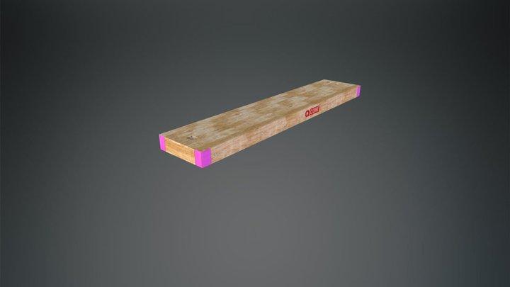 Q-Core™ - Quality Mat Company 3D Model