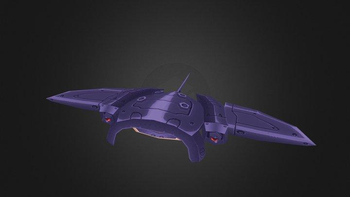 Ray 3D Model