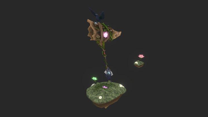 Druid Hammer World Of WarCraft 3D Model