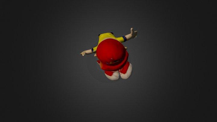 41 Sense 3D Model