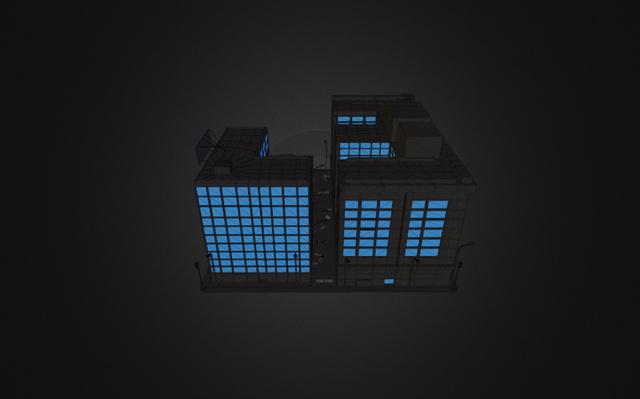district12 3D Model