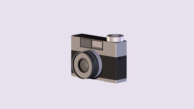 Lomo 3D Model