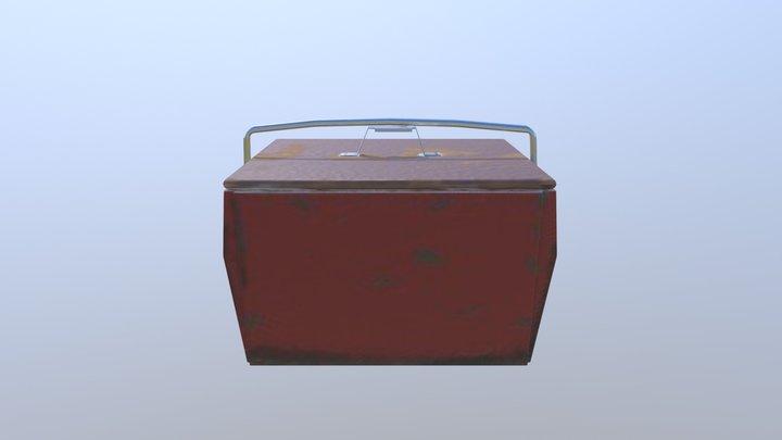 ACG Cooler 3D Model