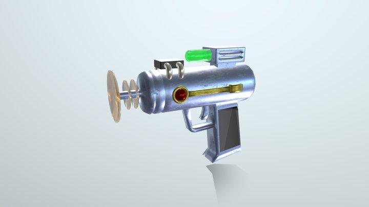 Morty Weapon 3D Model